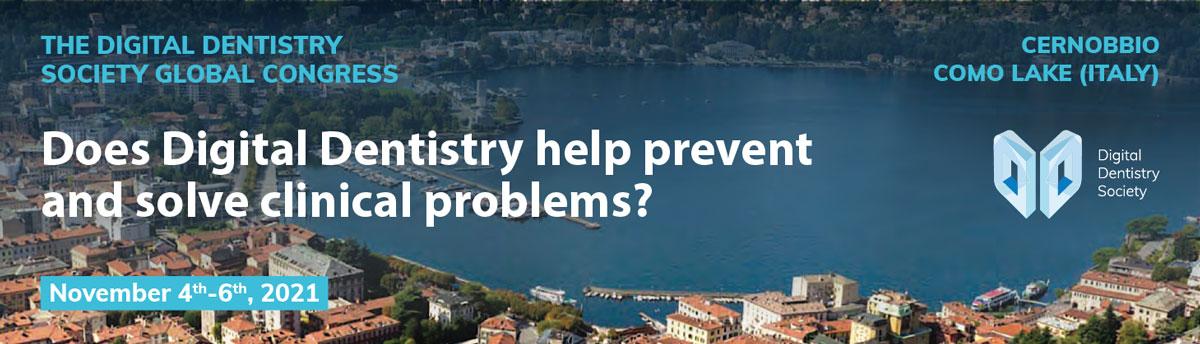 The Digital Dentistry Society Global Congress - Cernobbio - Como